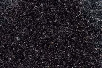 Picture of Black Granite - Delivered & Installed